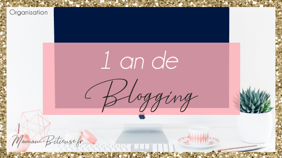 1 an de blogging – Rétrospective de Mamanbitieuse